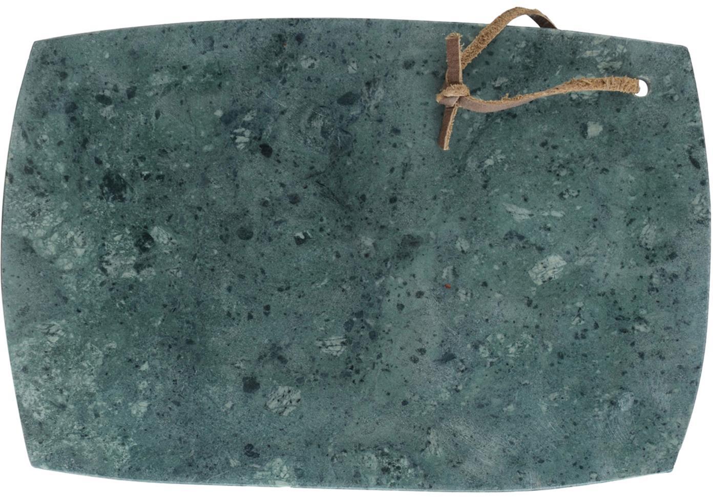 Tabla de cortar Chopchop, Mármol, Verde, An 20 x L 30 cm