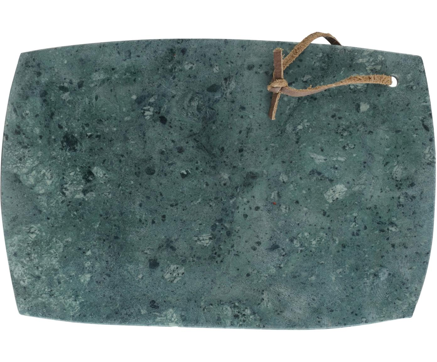 Tagliere in marmo Chopchop, Marmo, Verde, Larg. 20 x Lung. 30 cm