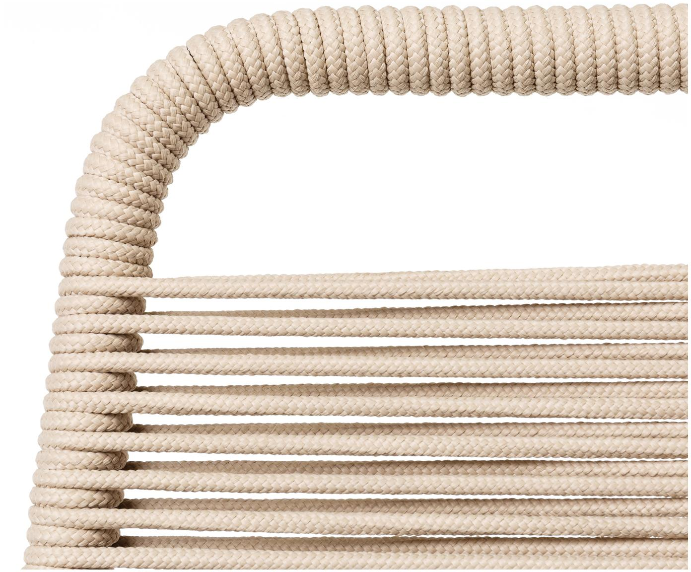 Krzesło ogrodowe  Suture, 2 szt., Beżowy, S 53 x G 53 cm
