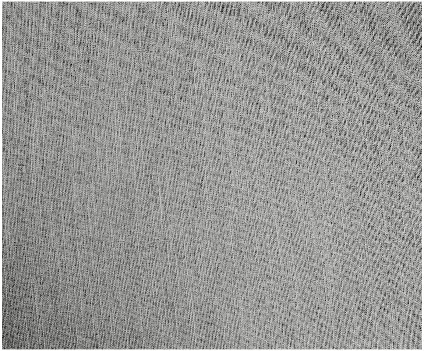 Sofa Melva (3-osobowa), Tapicerka: poliester 35000 cykli w , Stelaż: masywne drewno sosnowe, p, Nogi: drewno sosnowe Drewno pos, Szary, S 240 x G 101 cm