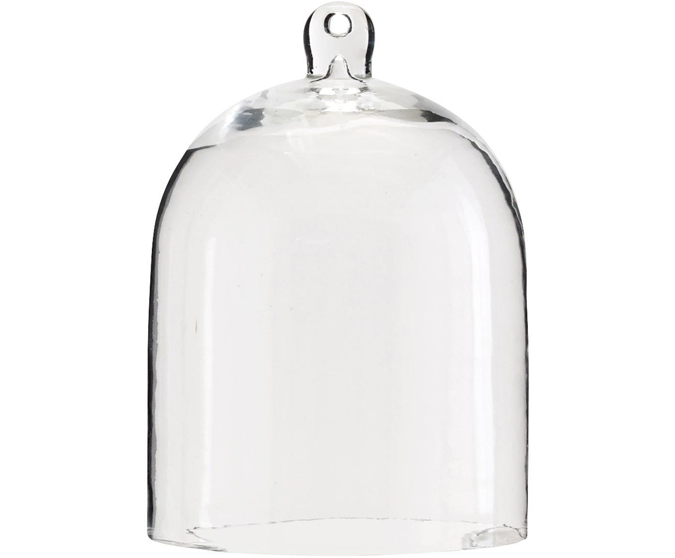 Klosz Trari, Szkło, Transparentny, Ø 13 x W 18 cm