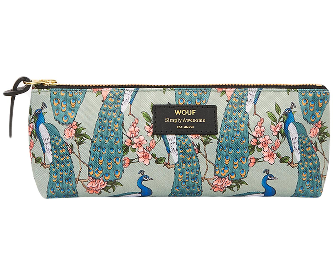 Astuccio per penne Royal Forest, Poliestere, pelle, Multicolore, Larg. 22 x Alt. 9 cm