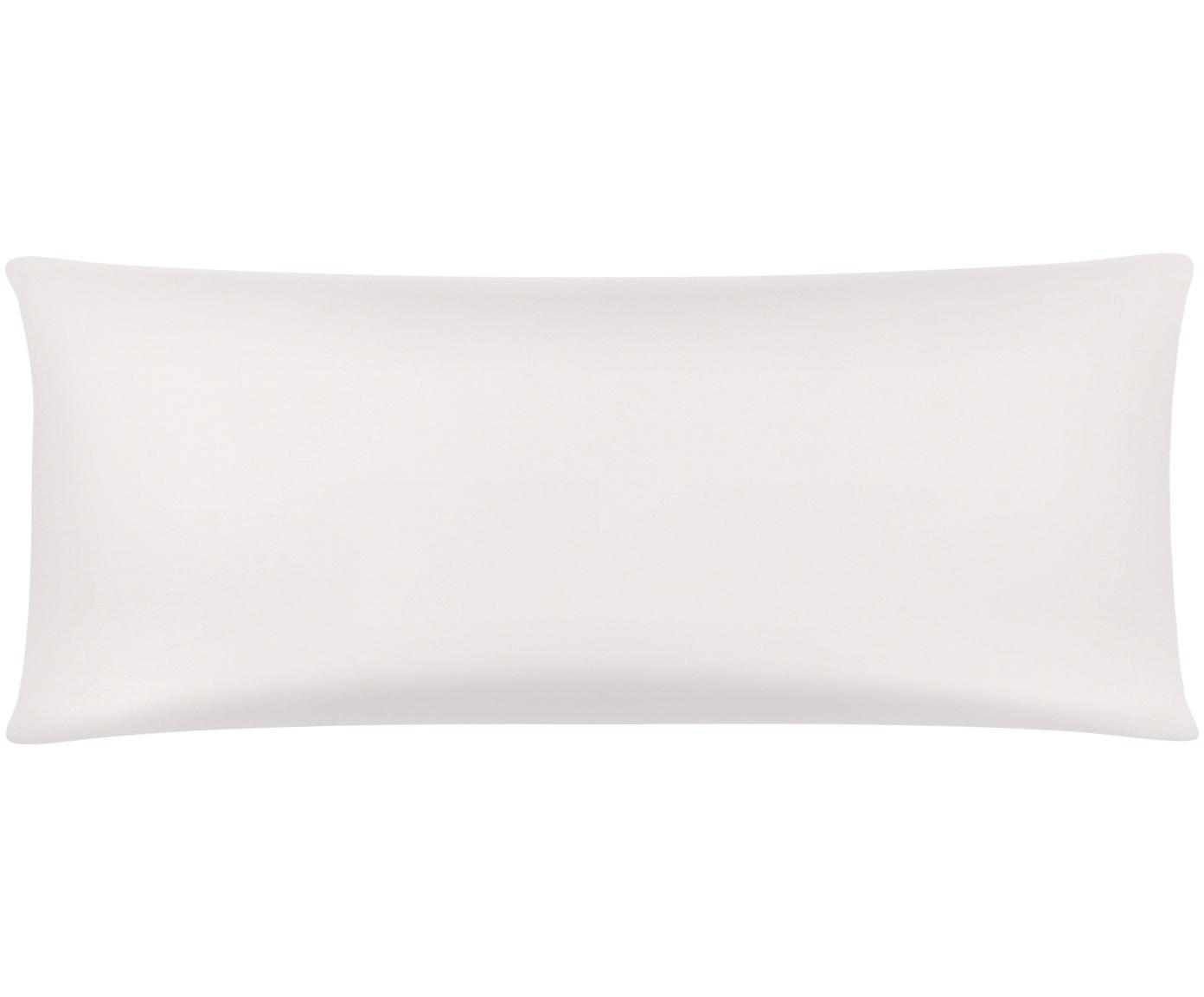 Funda de almohada de satén Comfort, Rosa, An 45 x L 110 cm