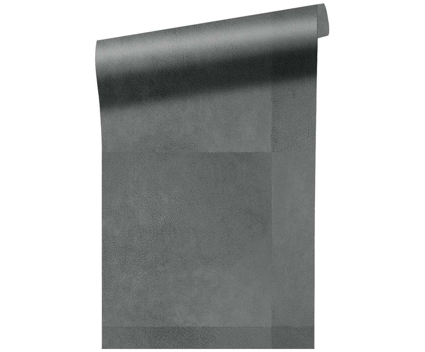 Carta da parati Sky, Vello, Grigio, P 53 x L 1005 cm