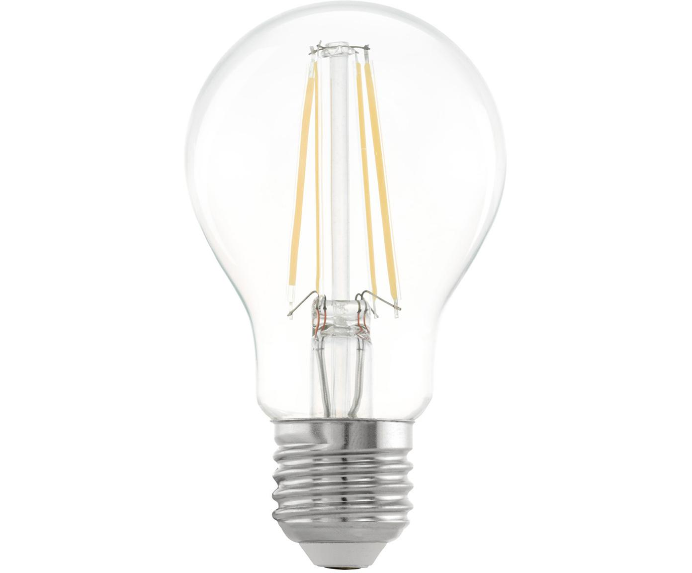 Żarówka LED Cord (E27 / 6 W) 5 szt., Transparentny, Ø 6 x W 10 cm