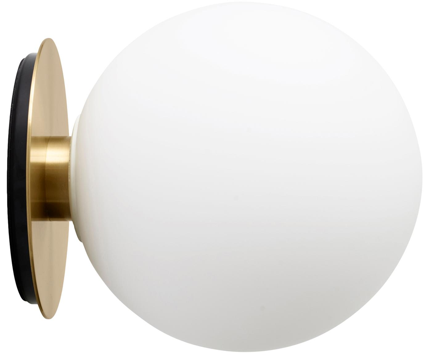 Kinkiet/ lampa suitowa LED TR Bulb, Odcienie mosiądzu, Ø 20 x G 22 cm