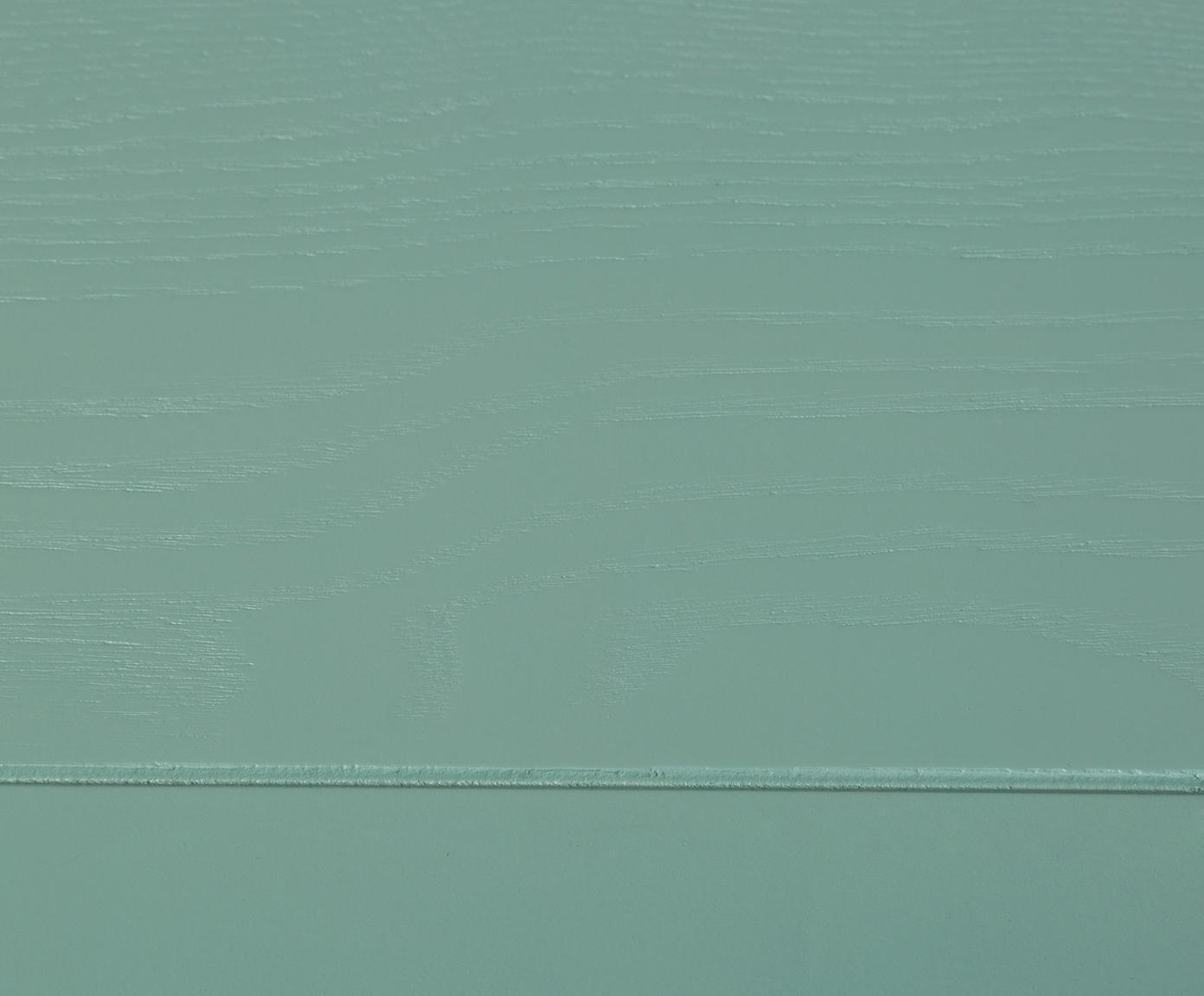 Komoda rustykalna Amy, Korpus: drewno wiązowe, drewno so, Zielony miętowy, S 116 x W 86 cm
