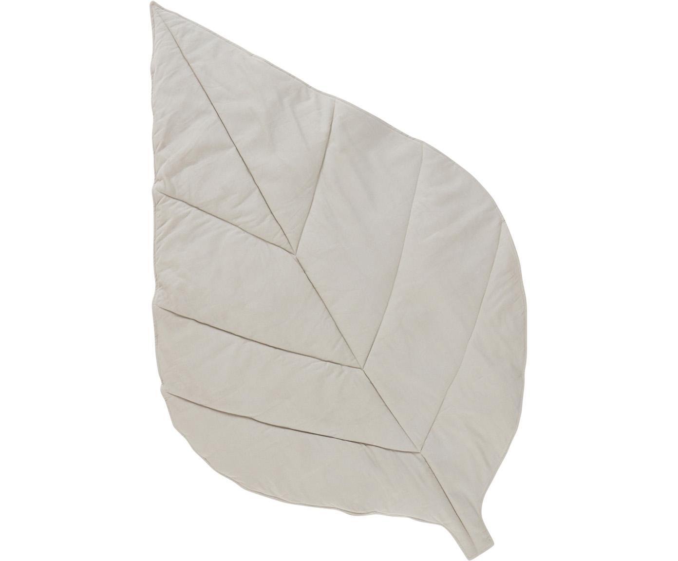 Mata do zabawy Keaton, Tapicerka: 100% bawełna organiczna, Beżowy, S 100 x D 165 cm