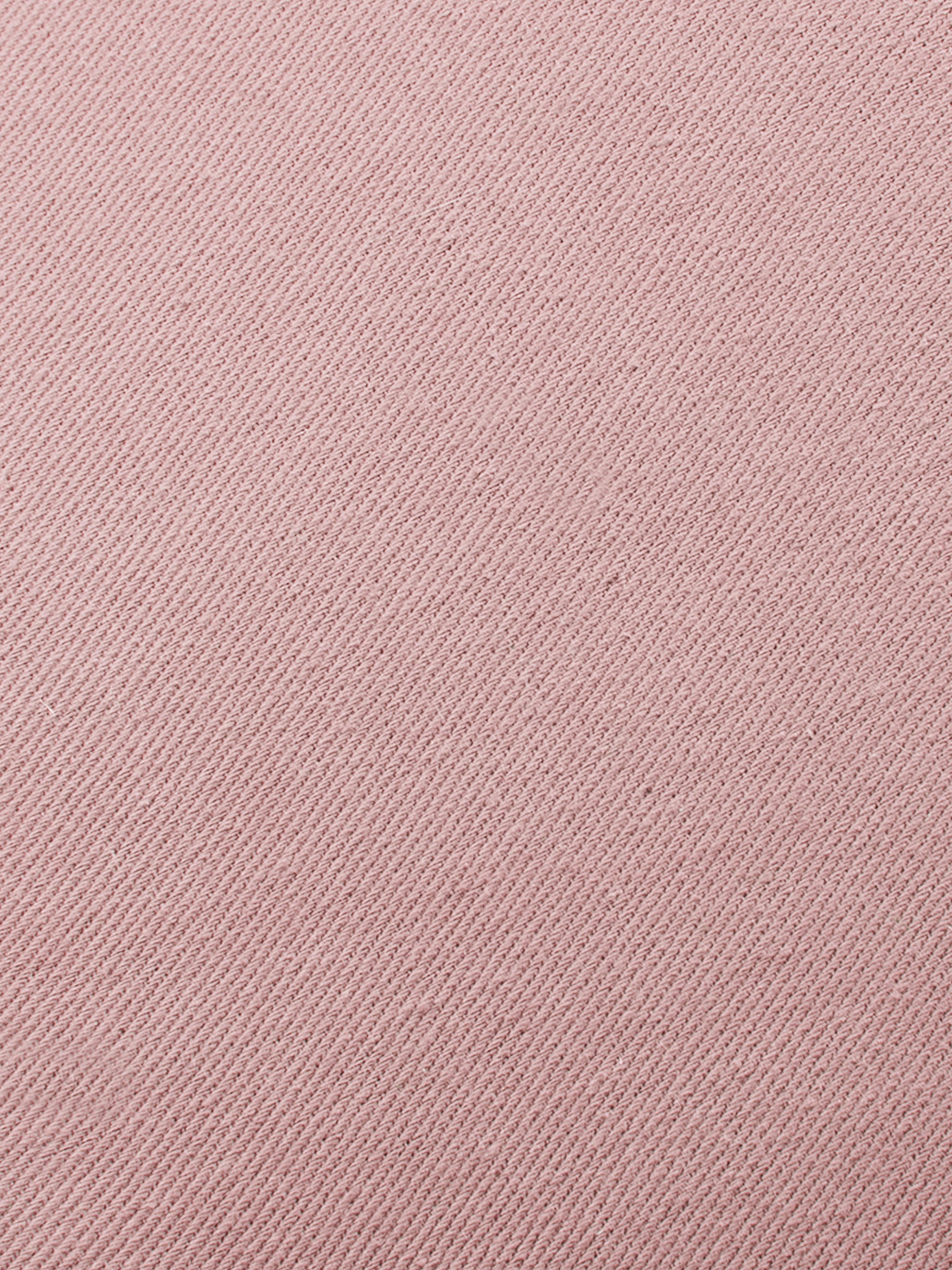 Sametový polštář Shell, Tmavě růžová