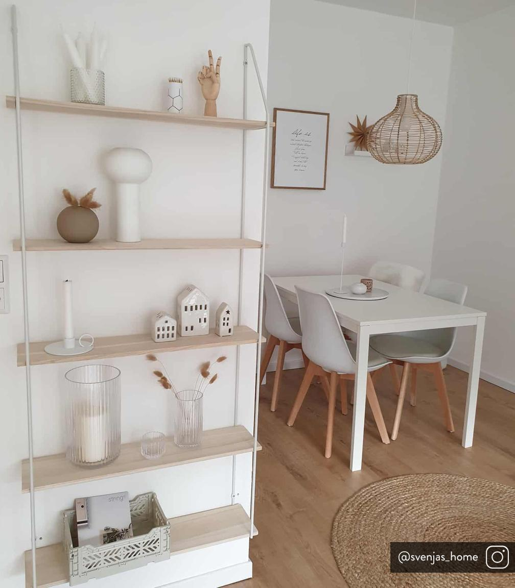 Klappkiste Coconut Milk, stapelbar, klein, Recycelter Kunststoff, Gebrochenes Weiß, 27 x 11 cm