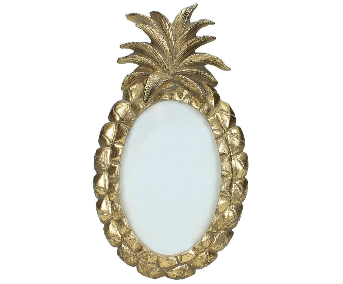 Ramka na zdjęcia Tropic, Odcienie złotego, 10 x 15 cm