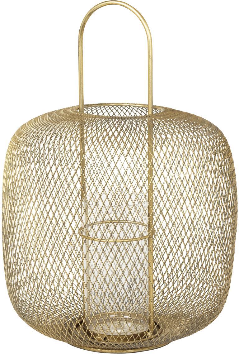 Świecznik Boden, Odcienie mosiądzu, Ø 34 x W 48 cm