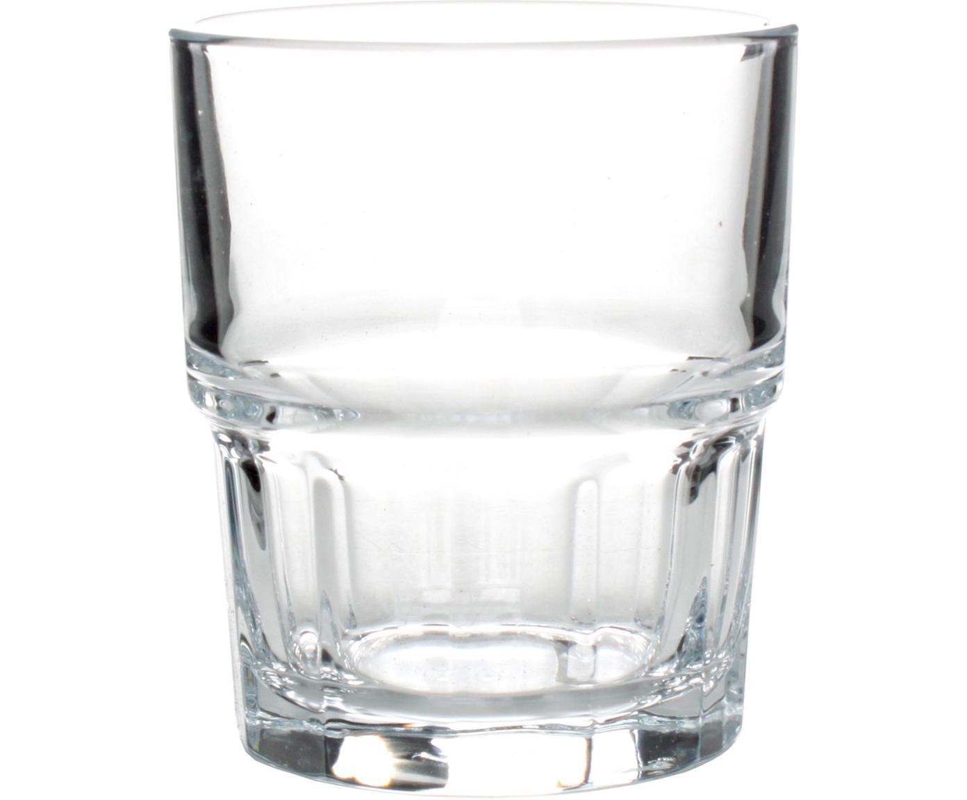Szklanka do wody Next, 12 szt., Szkło, Transparentny, Ø 9 x W 10 cm