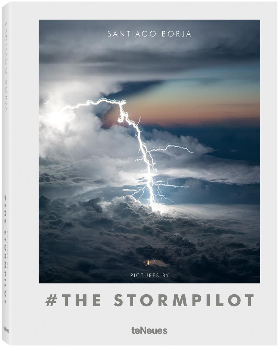 Bildband Pictures By #The Stormpilot, Papier, Hardcover, Mehrfarbig, 23 x 29 cm