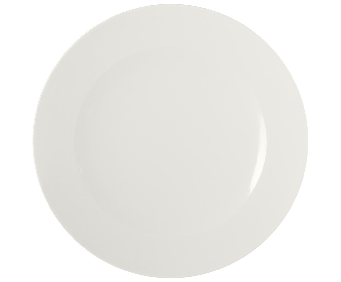 Komplet naczyń For Me, 16 elem., Porcelana, Złamana biel, Różne rozmiary