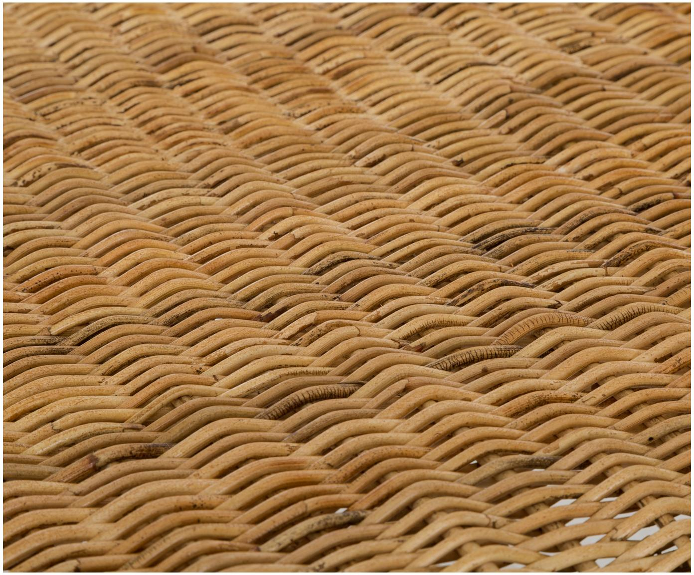 Rotan armstoel Palma, Rotan, Rotan, 60 x 82 cm