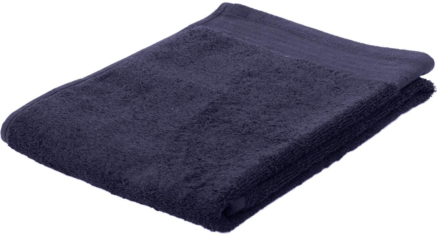 Handtuch Soft Cotton, verschiedene Größen, Navyblau, Handtuch