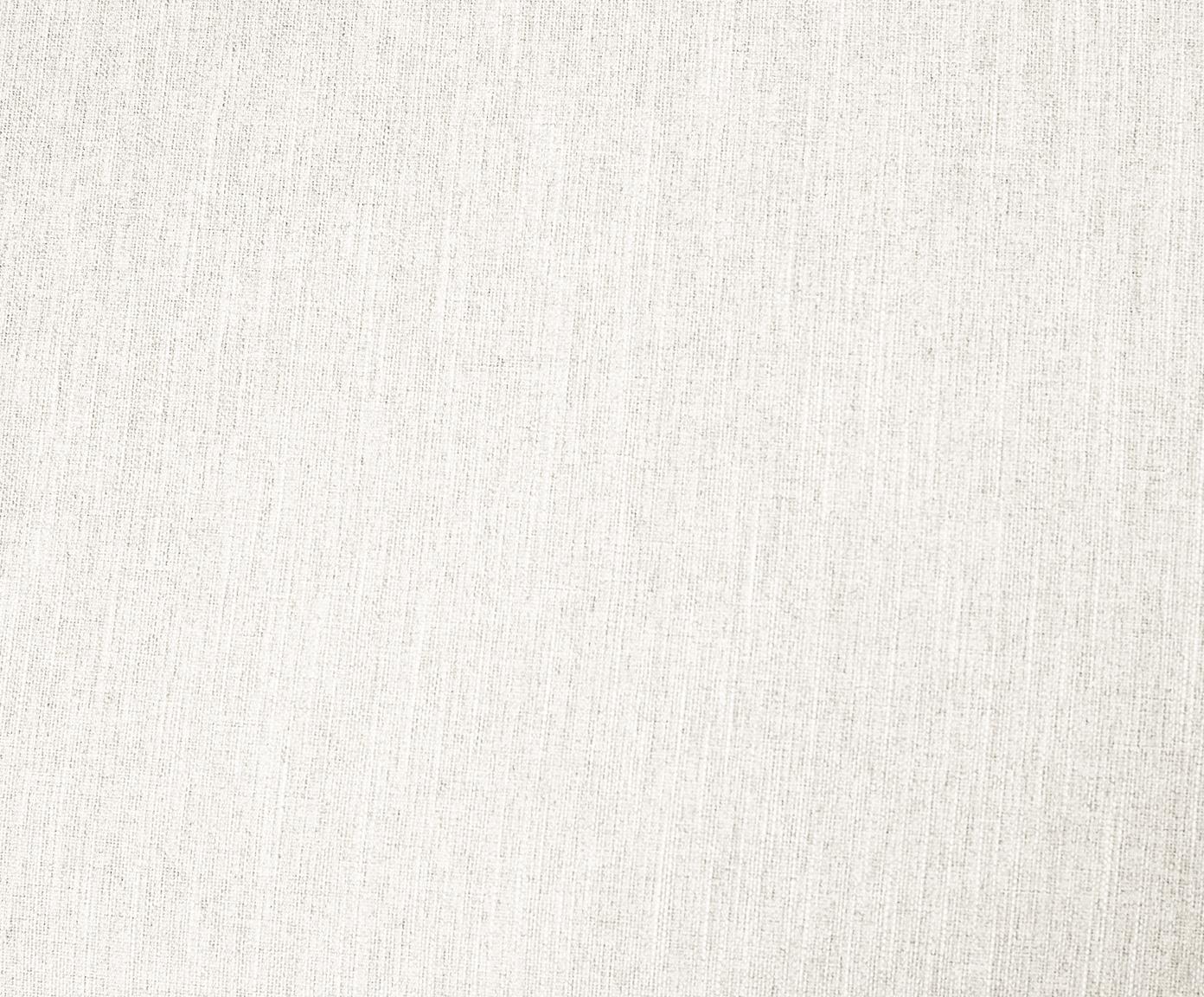 Sofa narożna Melva (4-osobowa), Tapicerka: poliester 35000 cykli w , Stelaż: lite drewno sosnowe, płyt, Nogi: drewno sosnowe, Beżowy, S 319 x G 144 cm