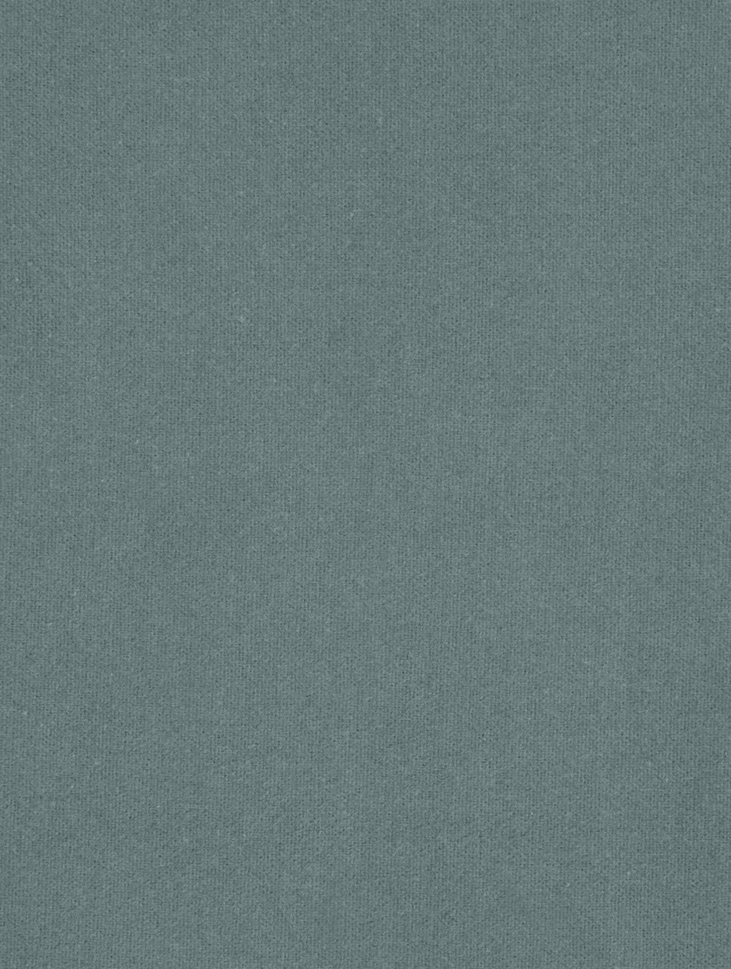 Prześcieradło z gumką z flaneli Biba, Ciemny zielony, S 180 x D 200 cm