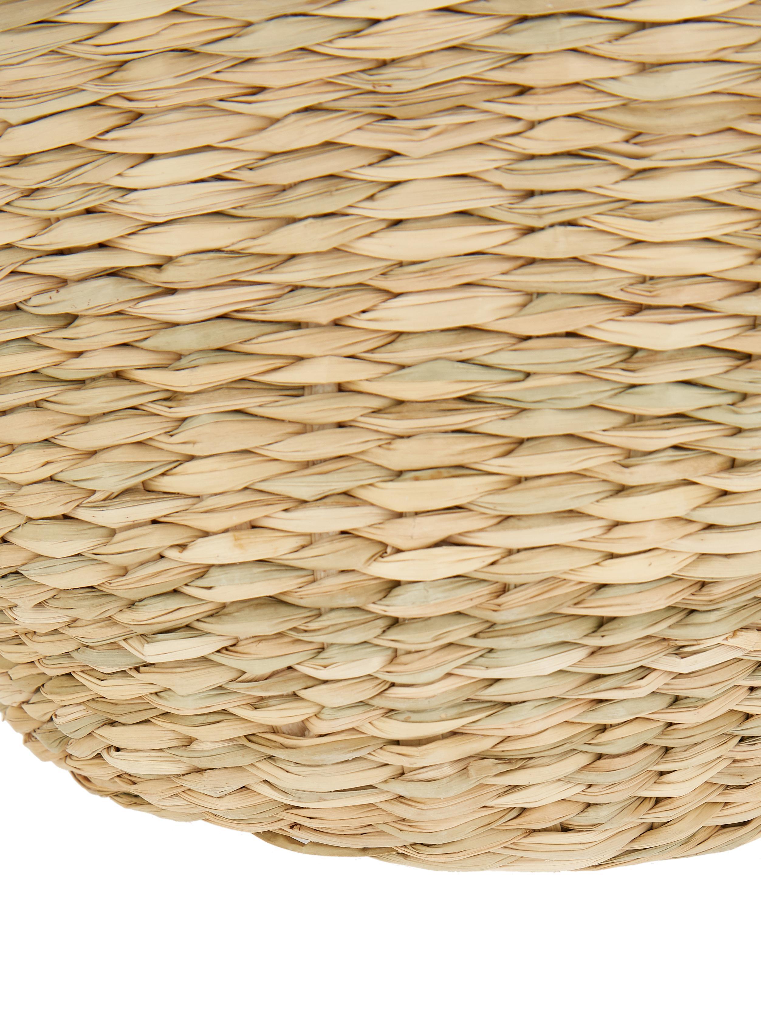 XL Aufbewahrungskorb-Set Oliver, 3-tlg., Seegras, geflochten, Seegras, Sondergrößen