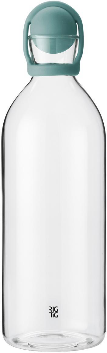 Karafka do wody Cool-It, Turkusowy, transparentny, 1,5 l