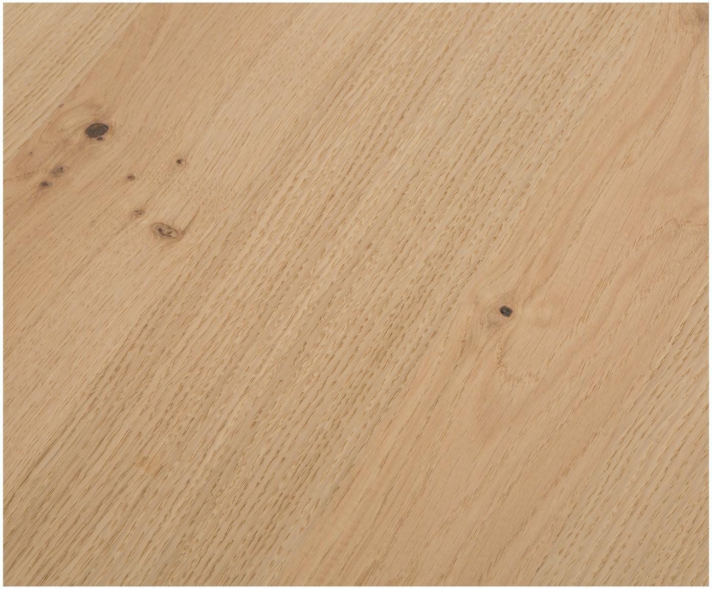 Komoda z dubovej dyhy Finn, Dubové drevo