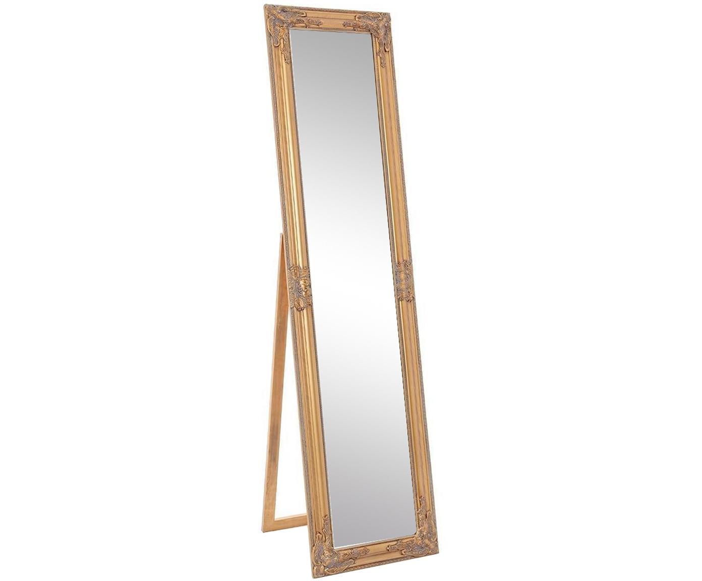 Espejo de pie Miro, Dorado, An 40 x Al 160 cm