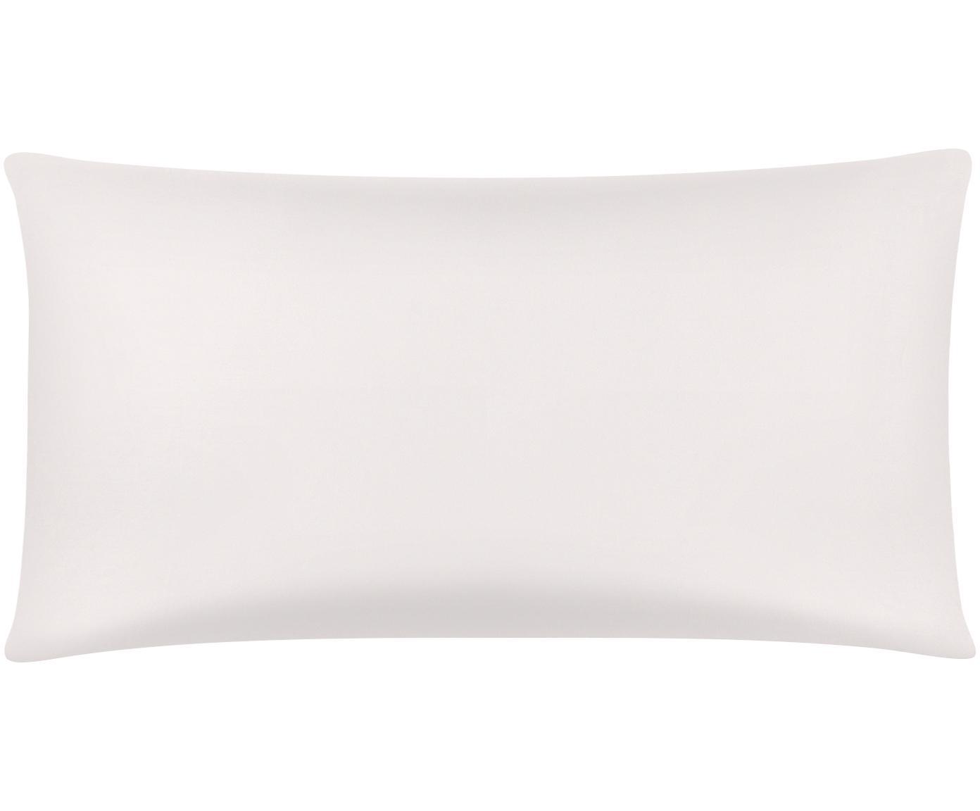 Funda de almohada de satén Comfort, Rosa, An 45 x L 85 cm