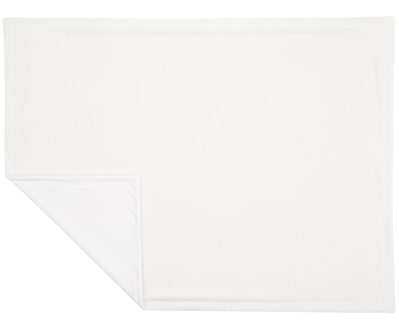 Pled Teddy Mille, Kremowy, S 150 x D 200 cm