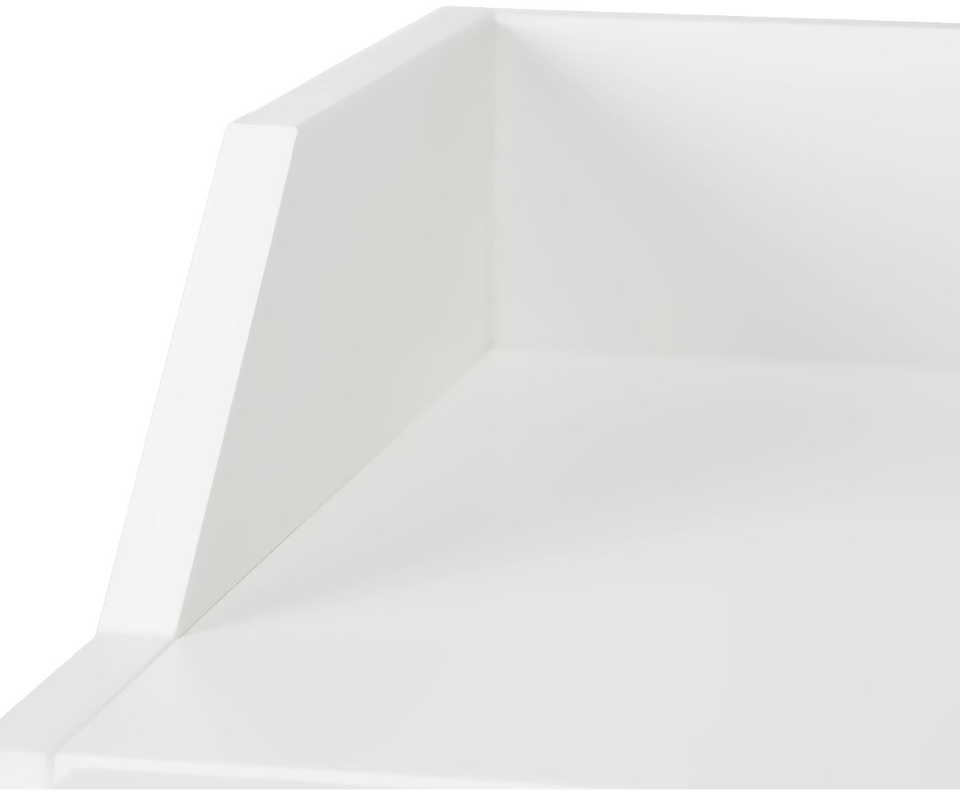 Cómoda cambiador Harlequin, Madera de pino, pintado, Blanco, An 84 x Al 100 cm
