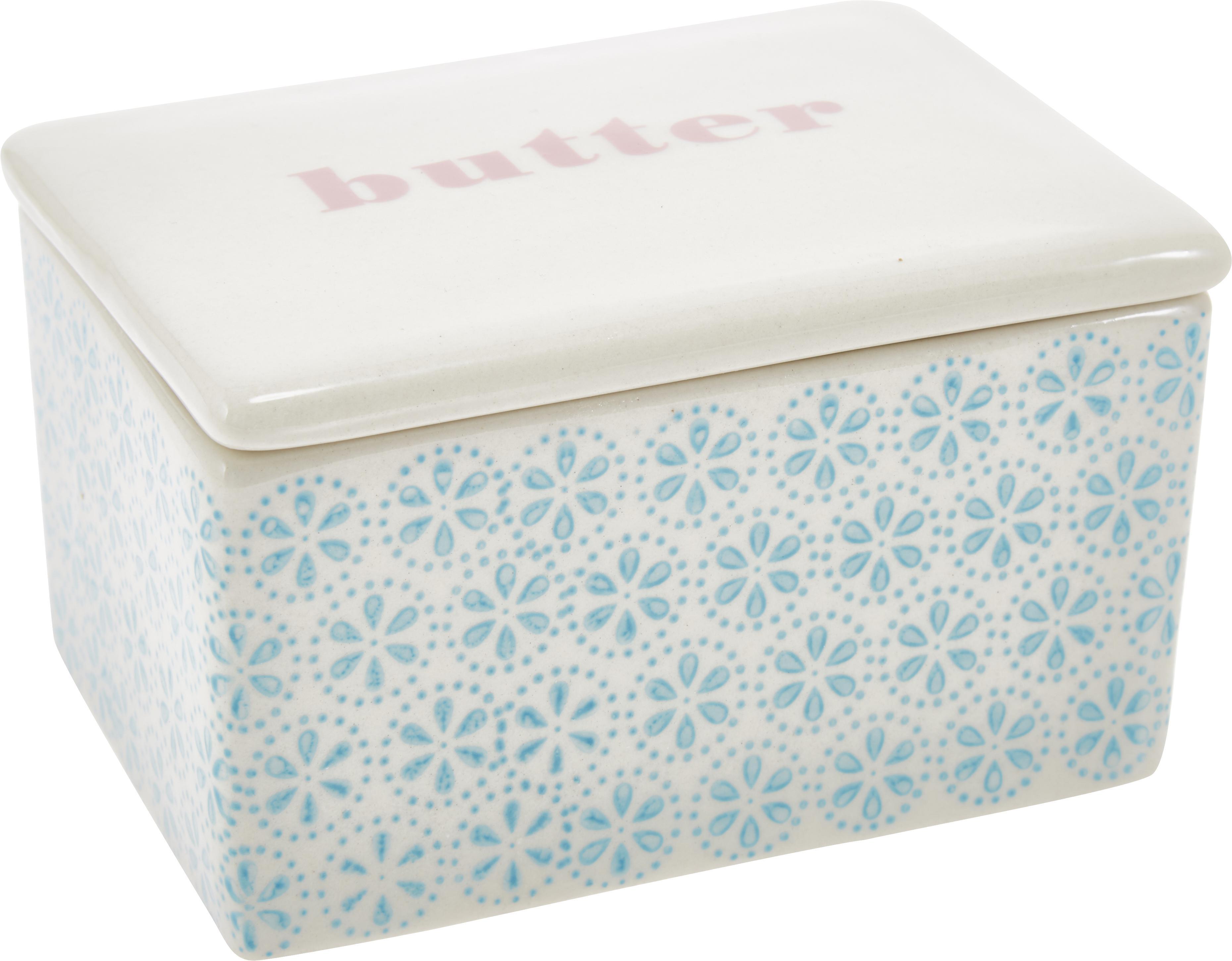 Botervloot Patrizia, Steengoed, Beige, blauw, roze, 13 x 7 cm