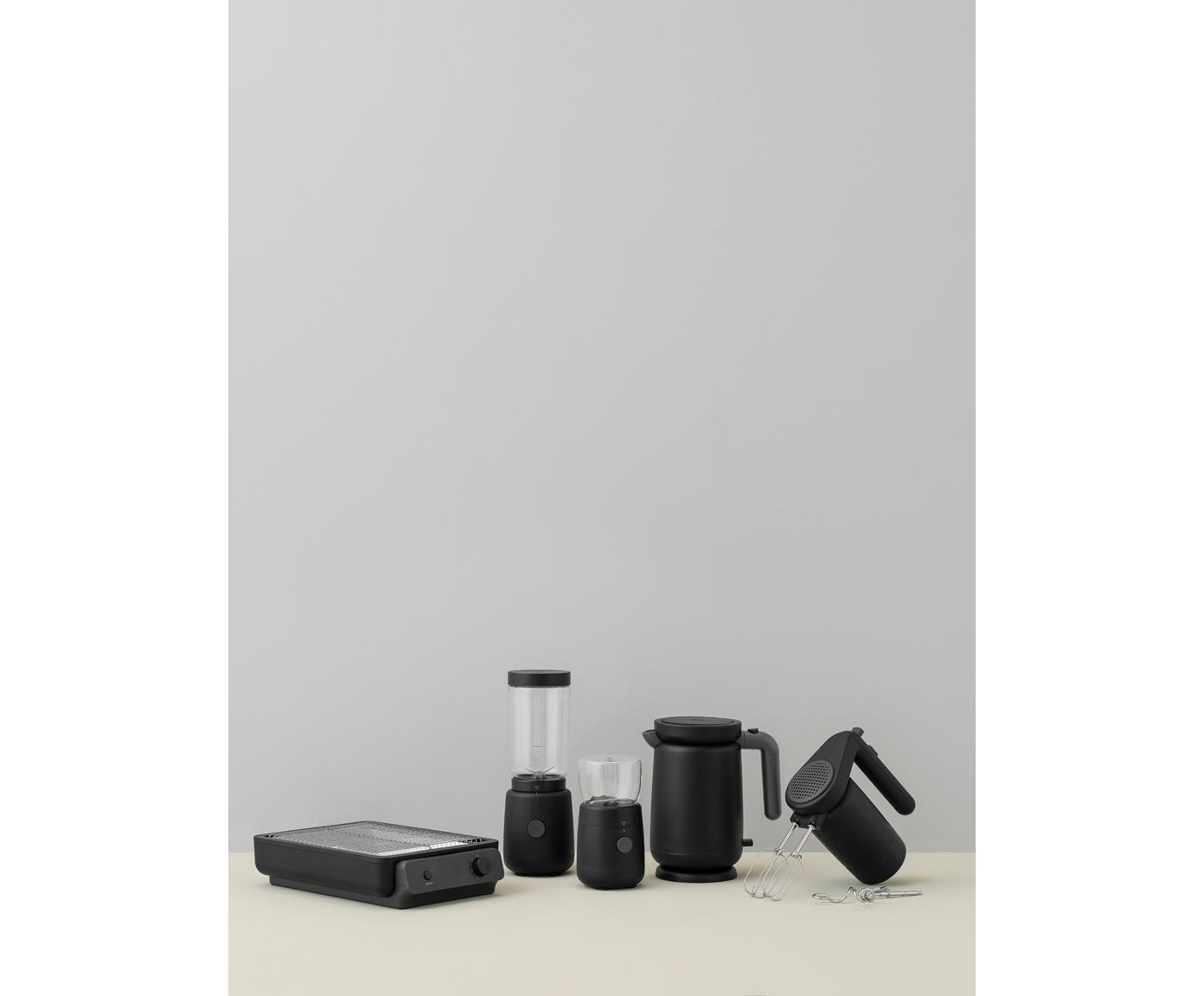Handrührgerät Foodie, Gehäuse: Kunststoff, Schwarz, 19 x 17 cm