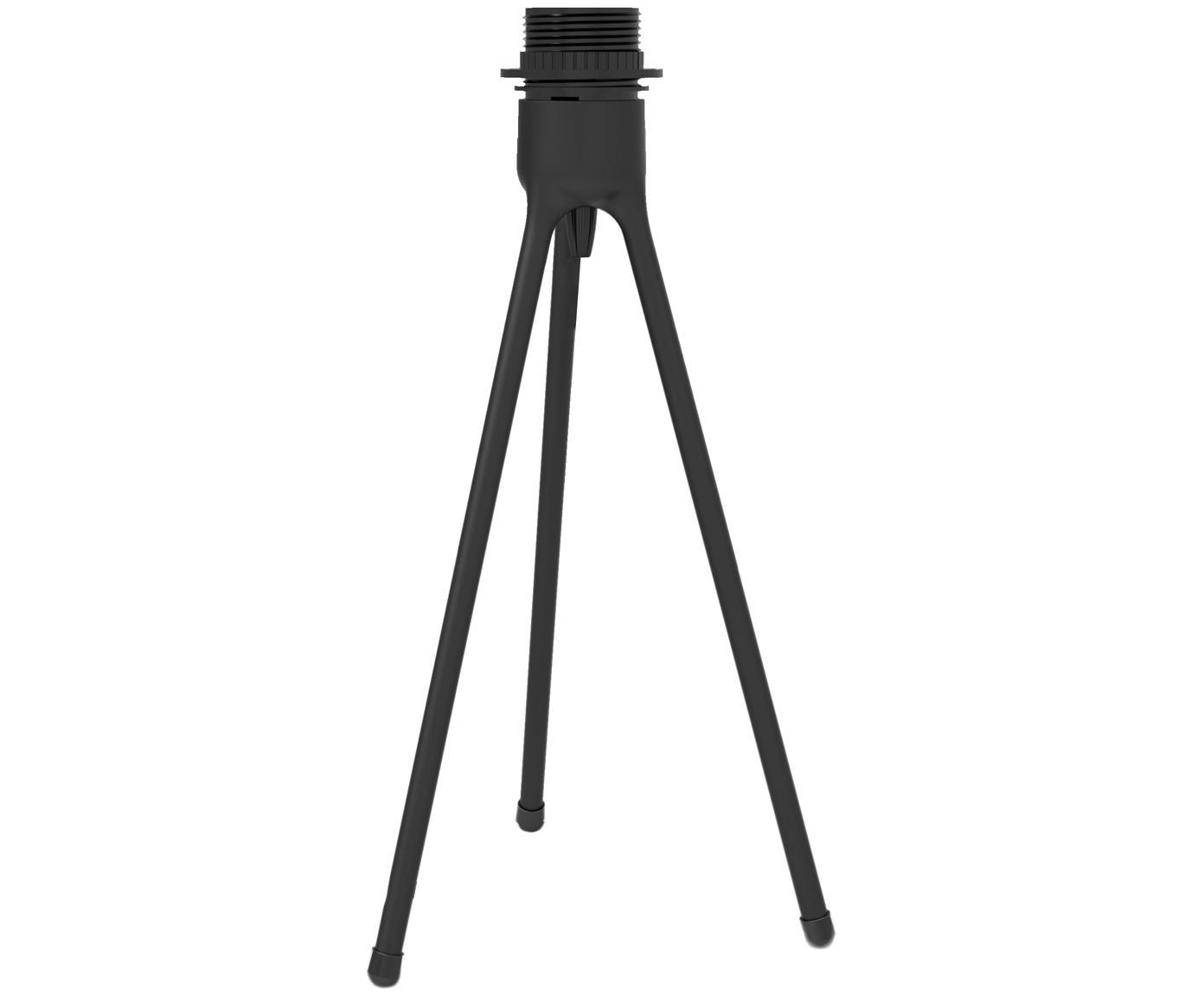 Podstawa lampy stołowej Tripod, Czarny, Ø 19 x W 36 cm