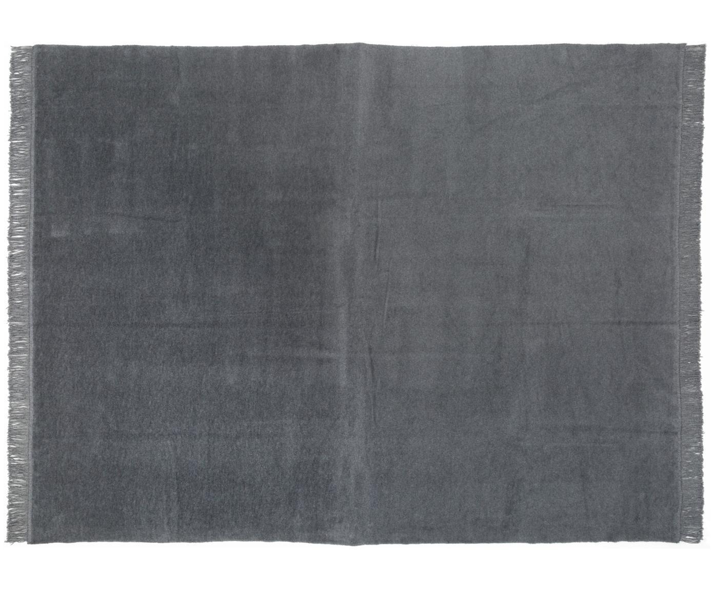 Pled Sydney,  Ciemnyszary, S 150 x D 200 cm