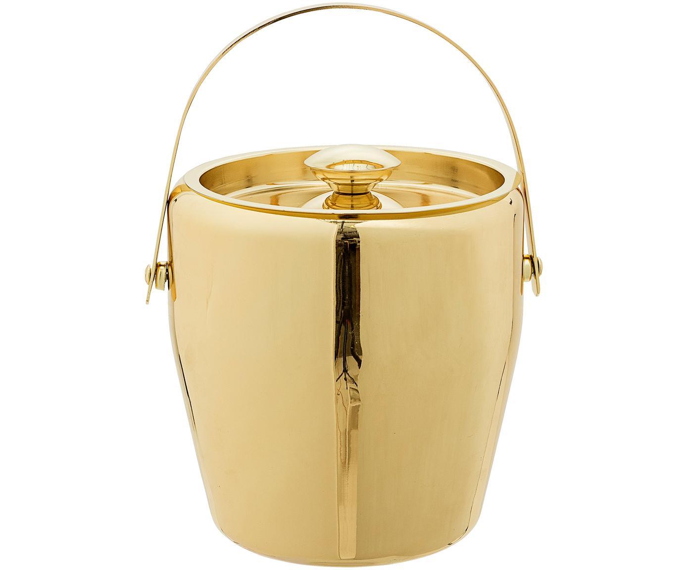 Wiaderko do lodu Royal, Odcienie złotego, Ø 19 x W 20 cm