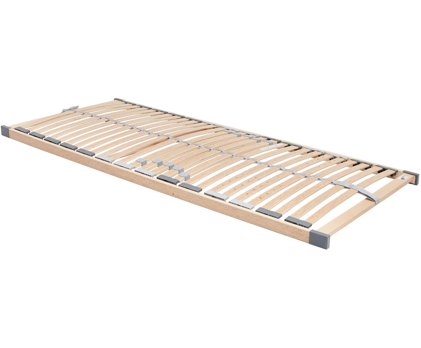 Stelaż pod materac Comfort Plus, Jasny brązowy, 80 x 200 cm