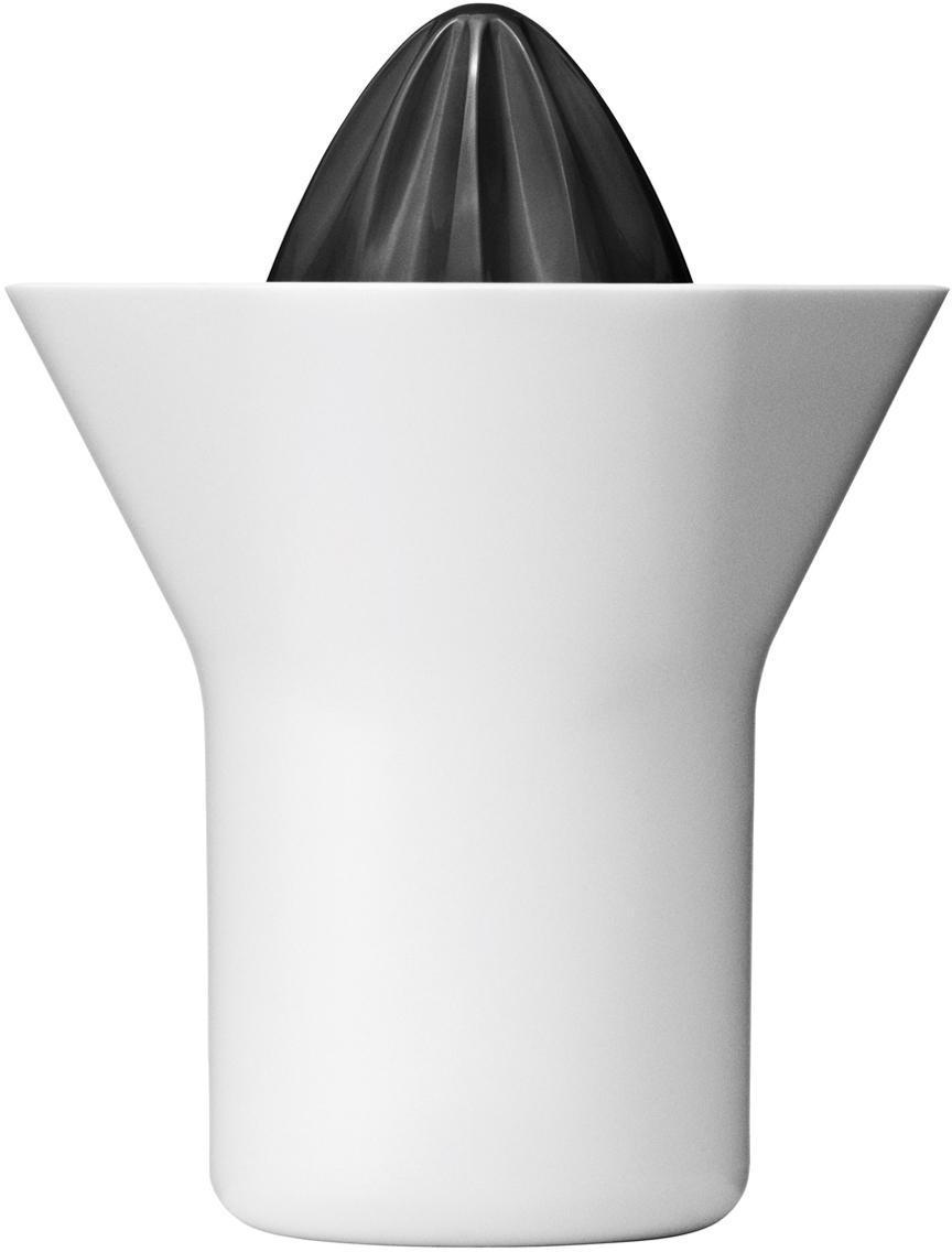 Wyciskarka do cytrusów Ella, Tworzywo sztuczne, Biały, szary, 330 ml