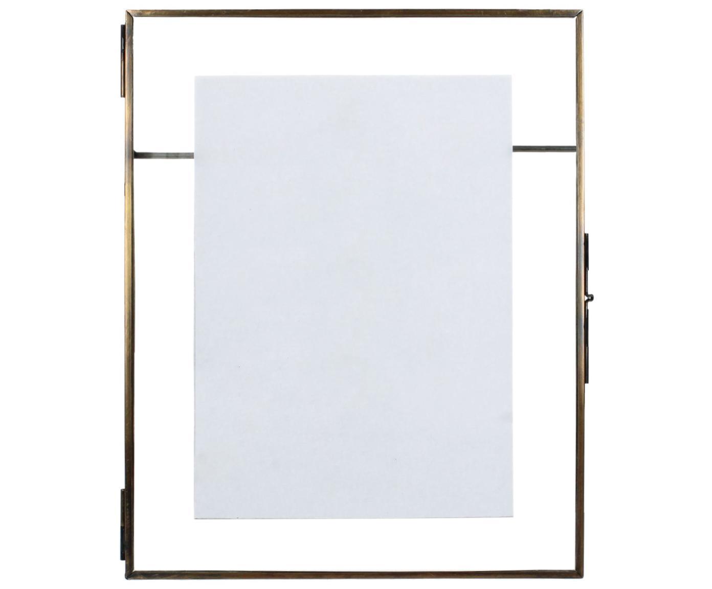 Cornice Collector Wall, Cornice: ottone rivestito, Bronzo, 13 x 18 cm