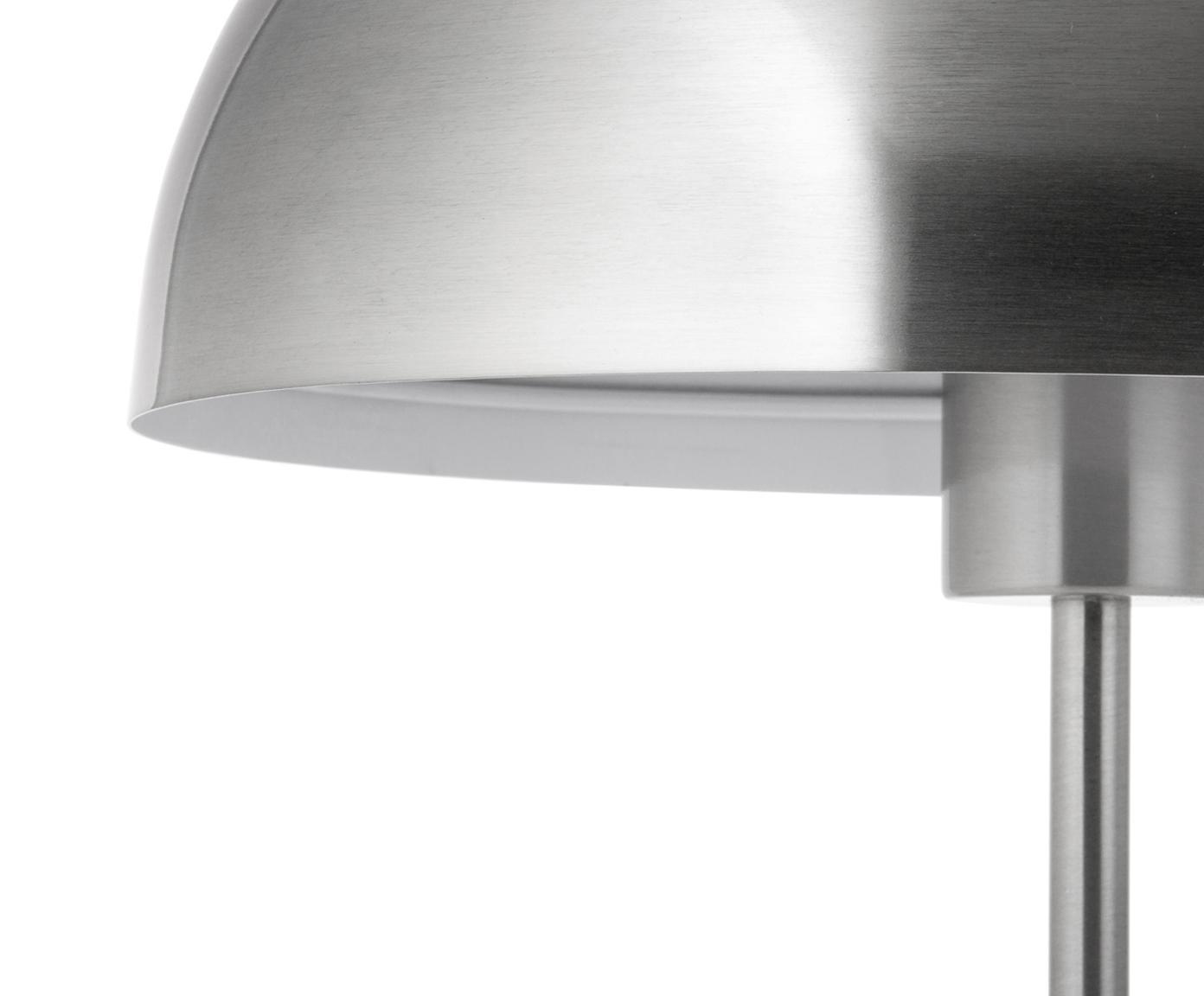 Lampa stołowa Matilda, Nikiel, Ø 29 x W 45 cm