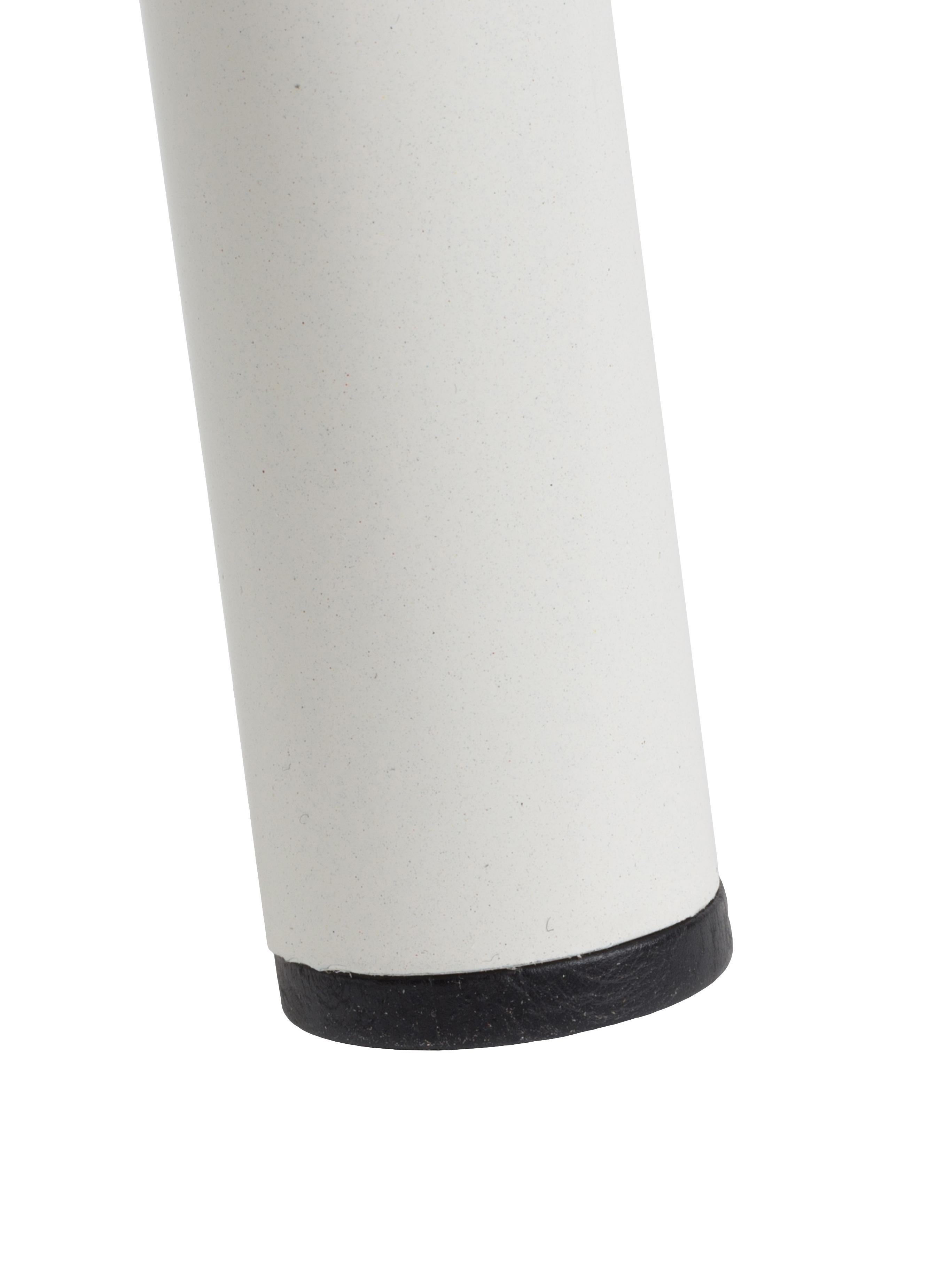 Sillas Back to School, 4uds., Patas: metal, pintado en polvo, Asiento: laminado, Blanco, An 43 x Al 83 cm