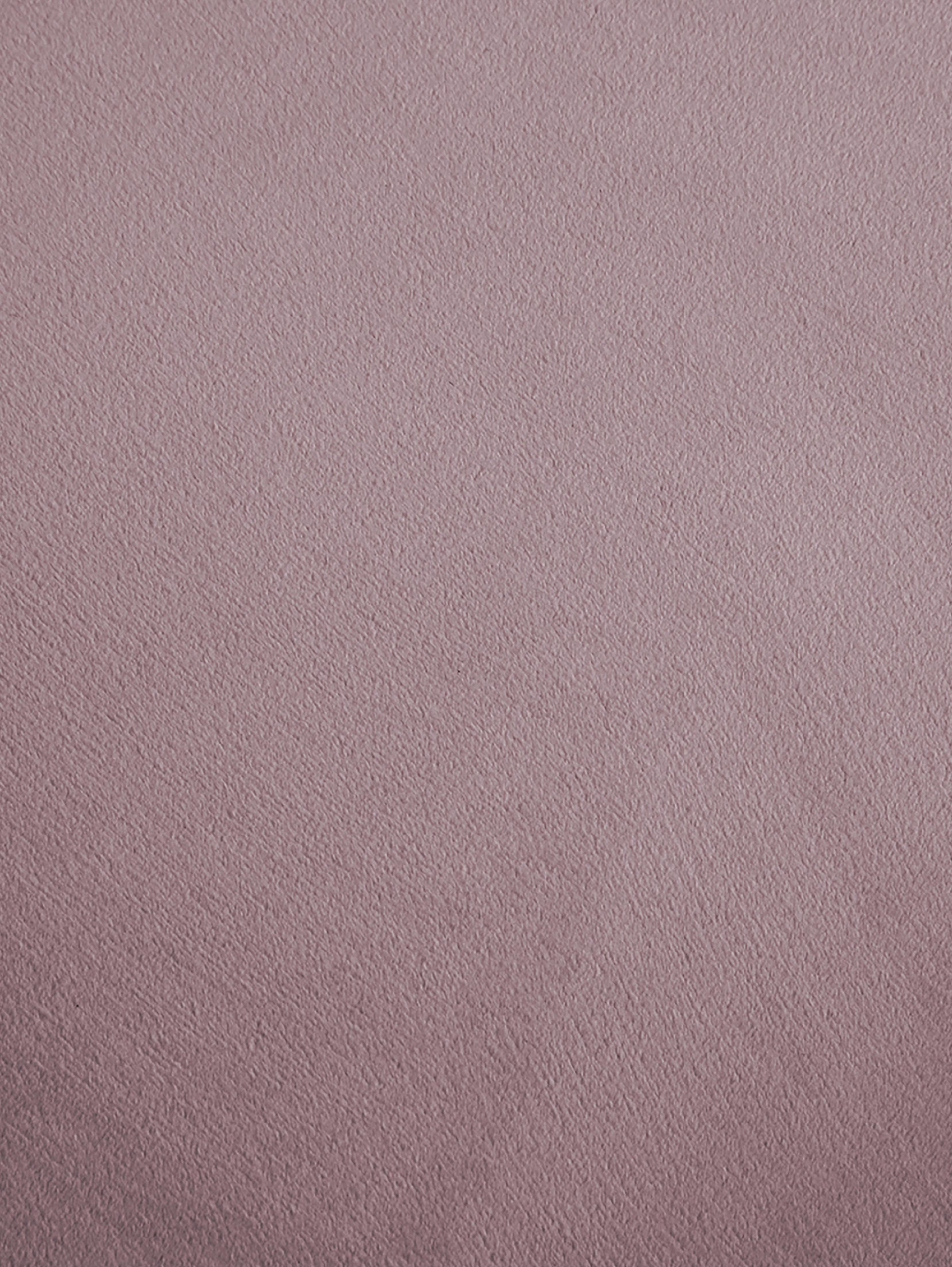 Poltrona in velluto Louise, Rivestimento: velluto (poliestere) 30.0, Piedini: metallo rivestito, Velluto malva, Larg. 76 x Prof. 75 cm