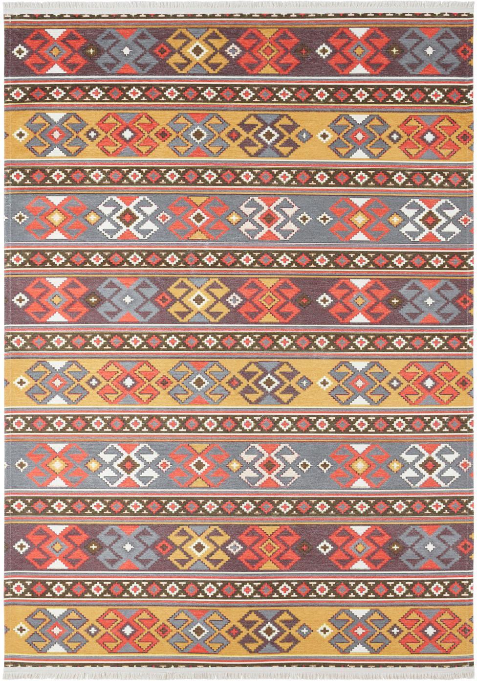 Dywan w orientalnym stylu Kevan, Wielobarwny, S 160 x D 230 cm (Rozmiar M)