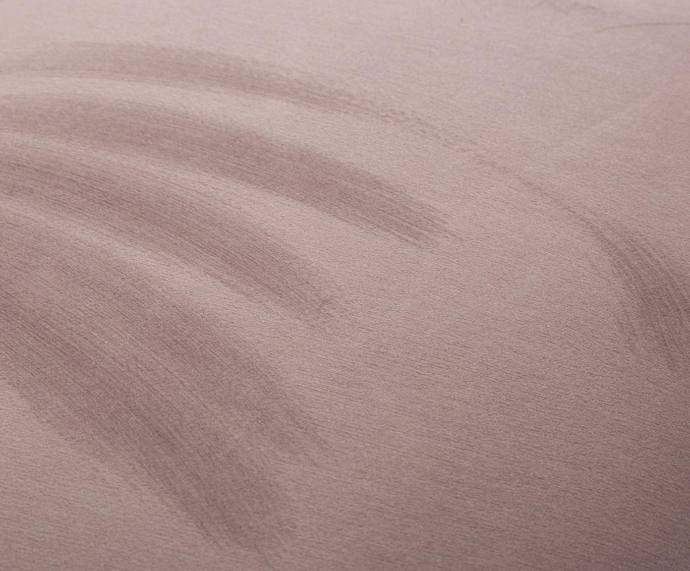 Stołek z aksamitu z oparciem Alison, Tapicerka: aksamit, Stelaż: drewno naturalne, Nogi: drewno brzozowe, lakierow, Tapicerka: różowy Nogi: ciemny drewno naturalne, S 48 x W 65 cm