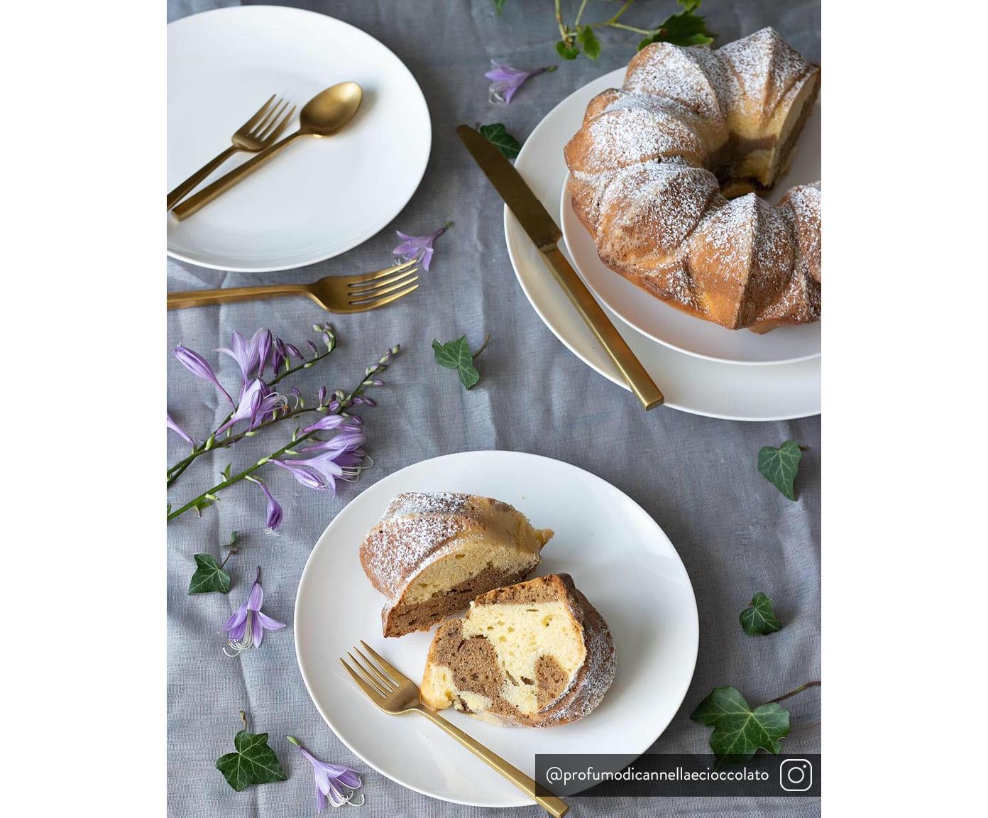 Porzellan-Frühstücksteller Delight Modern in Weiss, 2 Stück, Porzellan, Weiss, Ø 20 cm