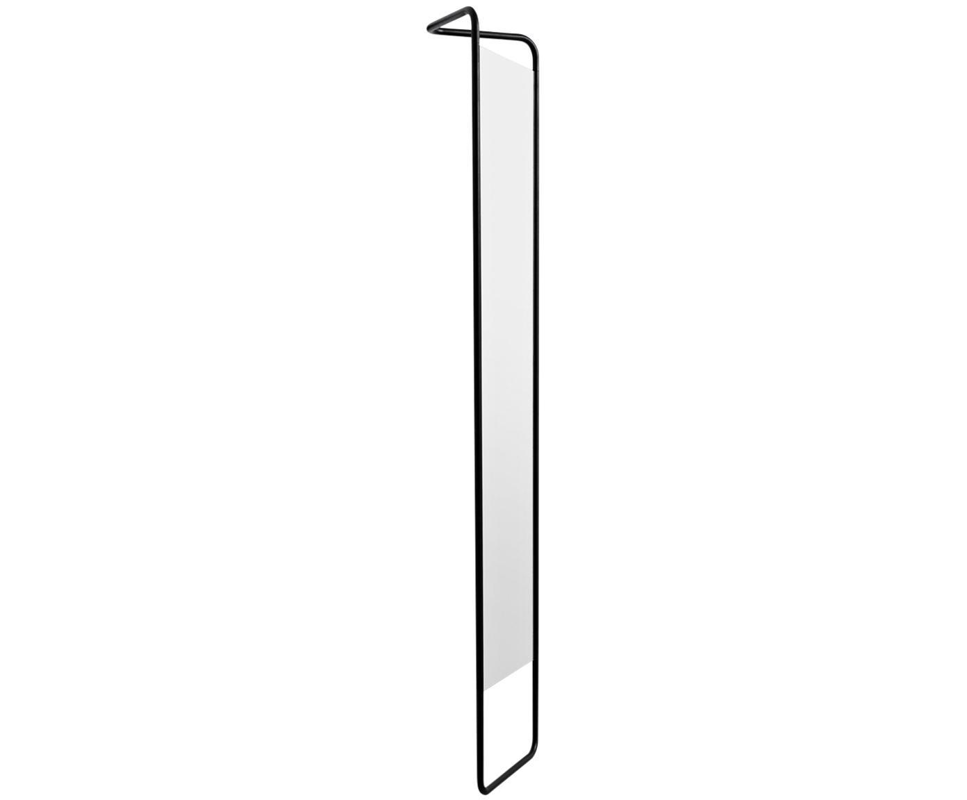 Lustro stojące Kasch, Czarny, S 42 x W 175 cm