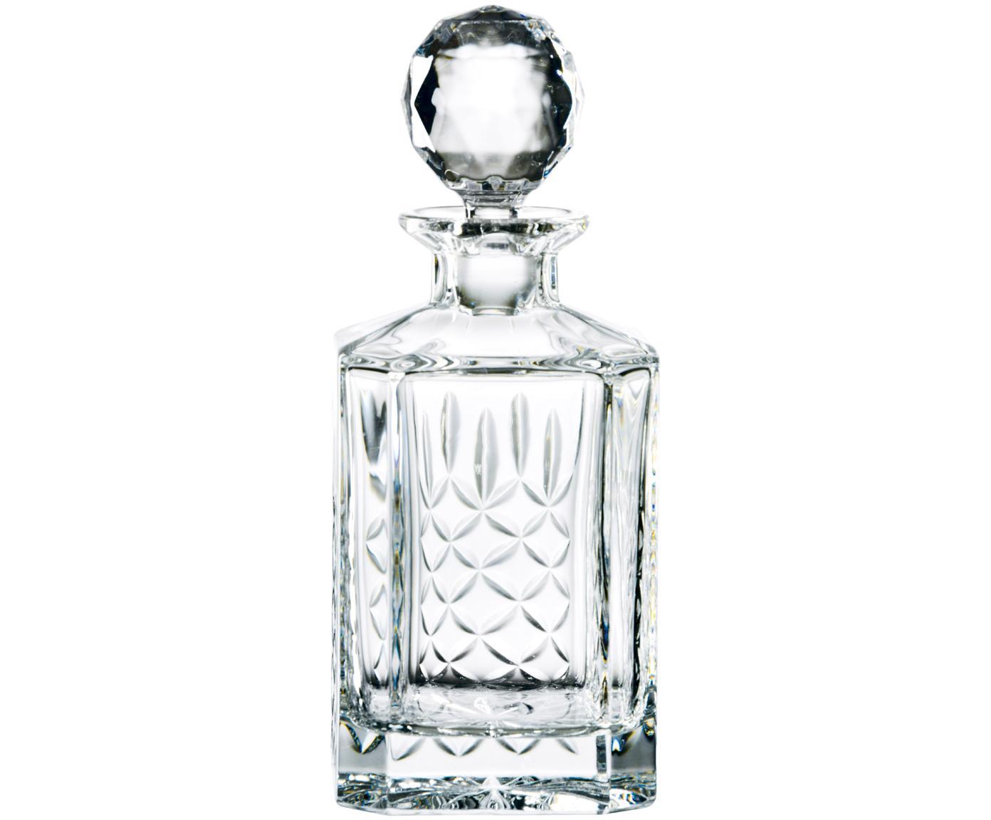 Botella licorera Dorchester, Vidrio, Transparente, 1 L