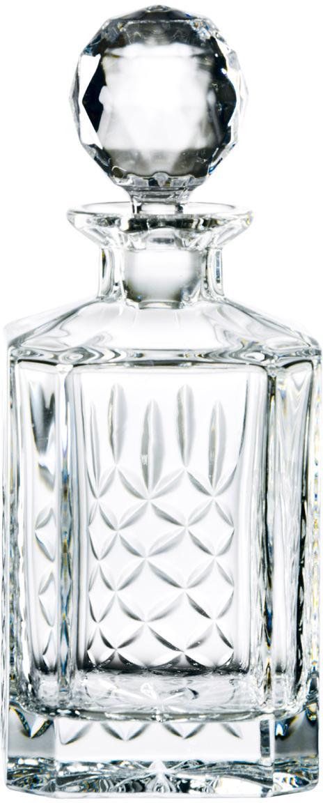 Bottiglia in vetro Dorchester, Vetro, Trasparente, 1 l
