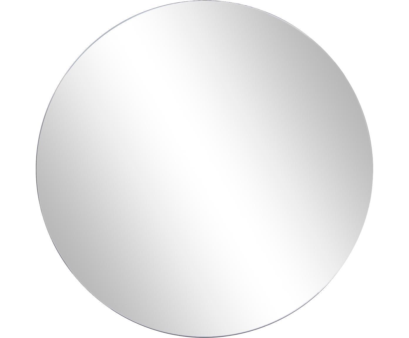 Specchio da parete Walls, Lastra di vetro, Lastra di vetro, Ø 80 cm