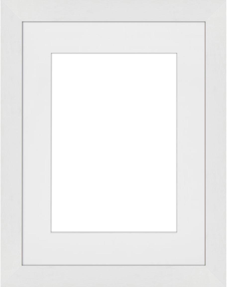 Ramka na zdjęcia Apollon, Biały, 18 x 24 cm