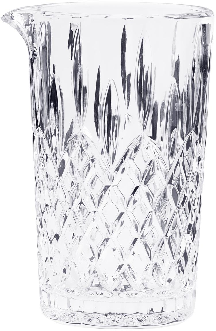 Caraffa in cristallo Waltham, Vetro di cristallo, Trasparente, 500 ml